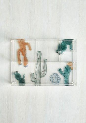 You and Cacti Organizer   Mod Retro Vintage Decor Accessories   ModCloth.com