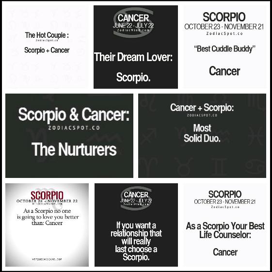 Cancer leo cusp hookup leo female scorpio