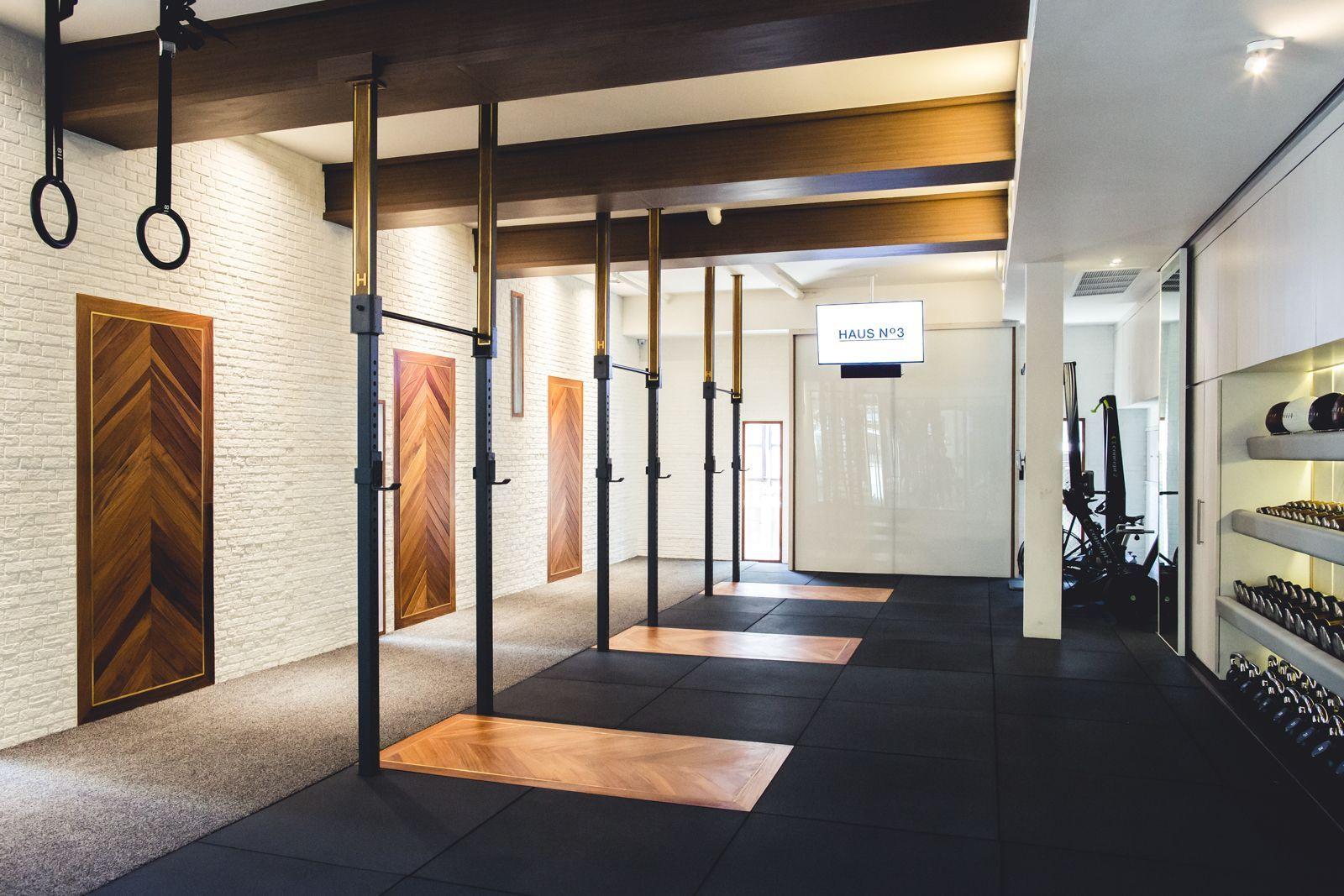 Exterior: A Premium Personal Training Studio In Bangkok