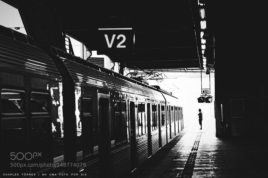 Vanishing Point by CharlesTorres
