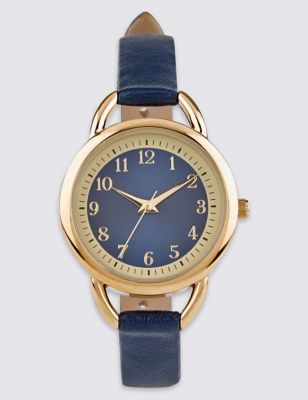 Round Face Strap Watch Women jewelry, Purses, bags