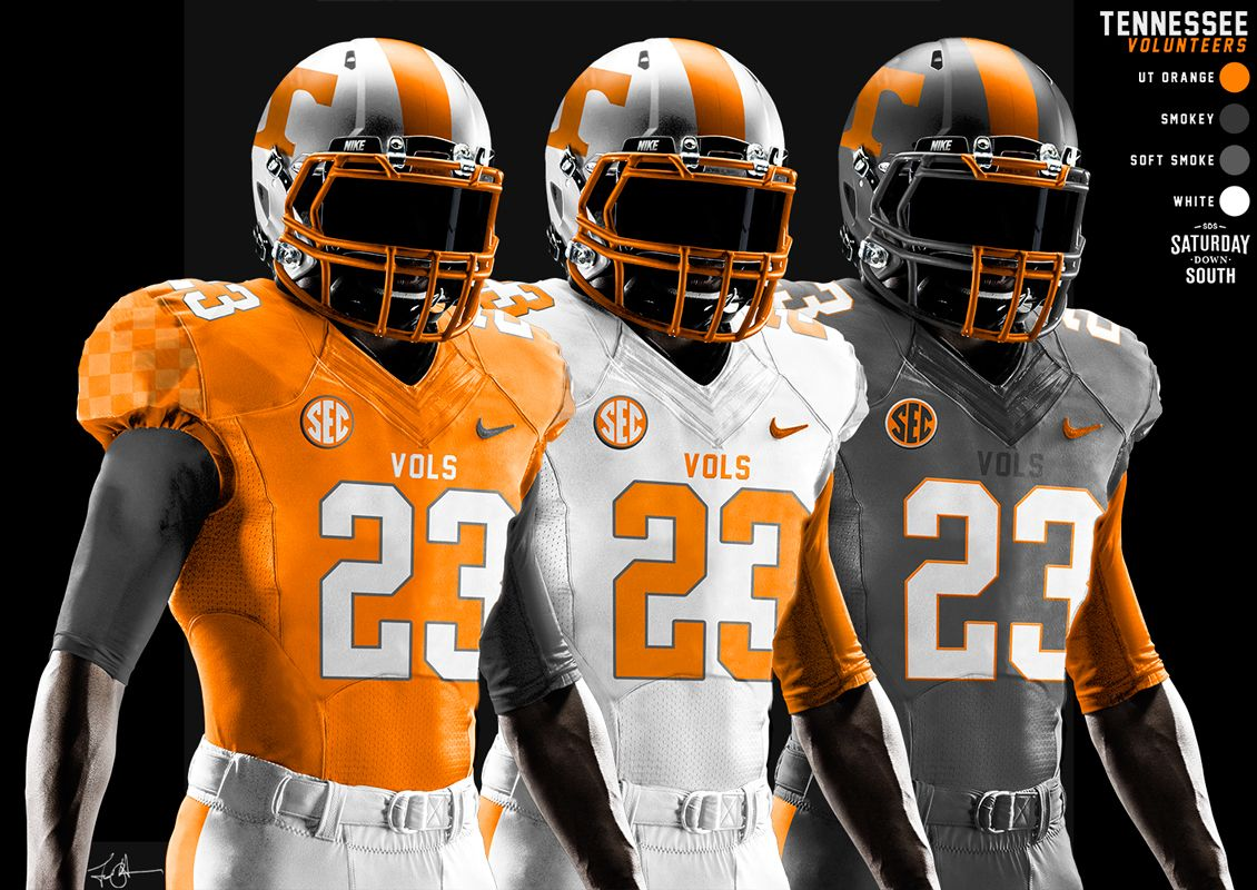 c6f62983e 2015 Tennessee Nike uniform