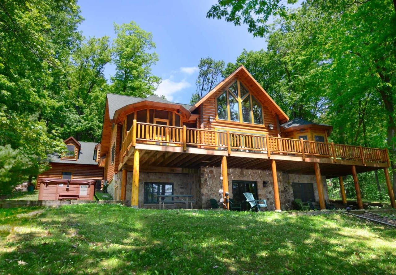 Alphabetical List Deep Creek Lake Rentals With images