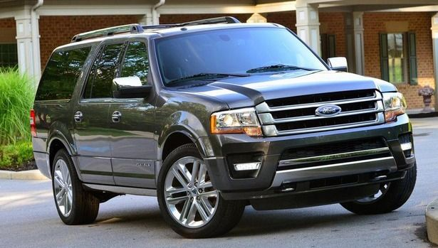 2017 Ford Expedition Redesign Ford Expedition Ford Suv Ford