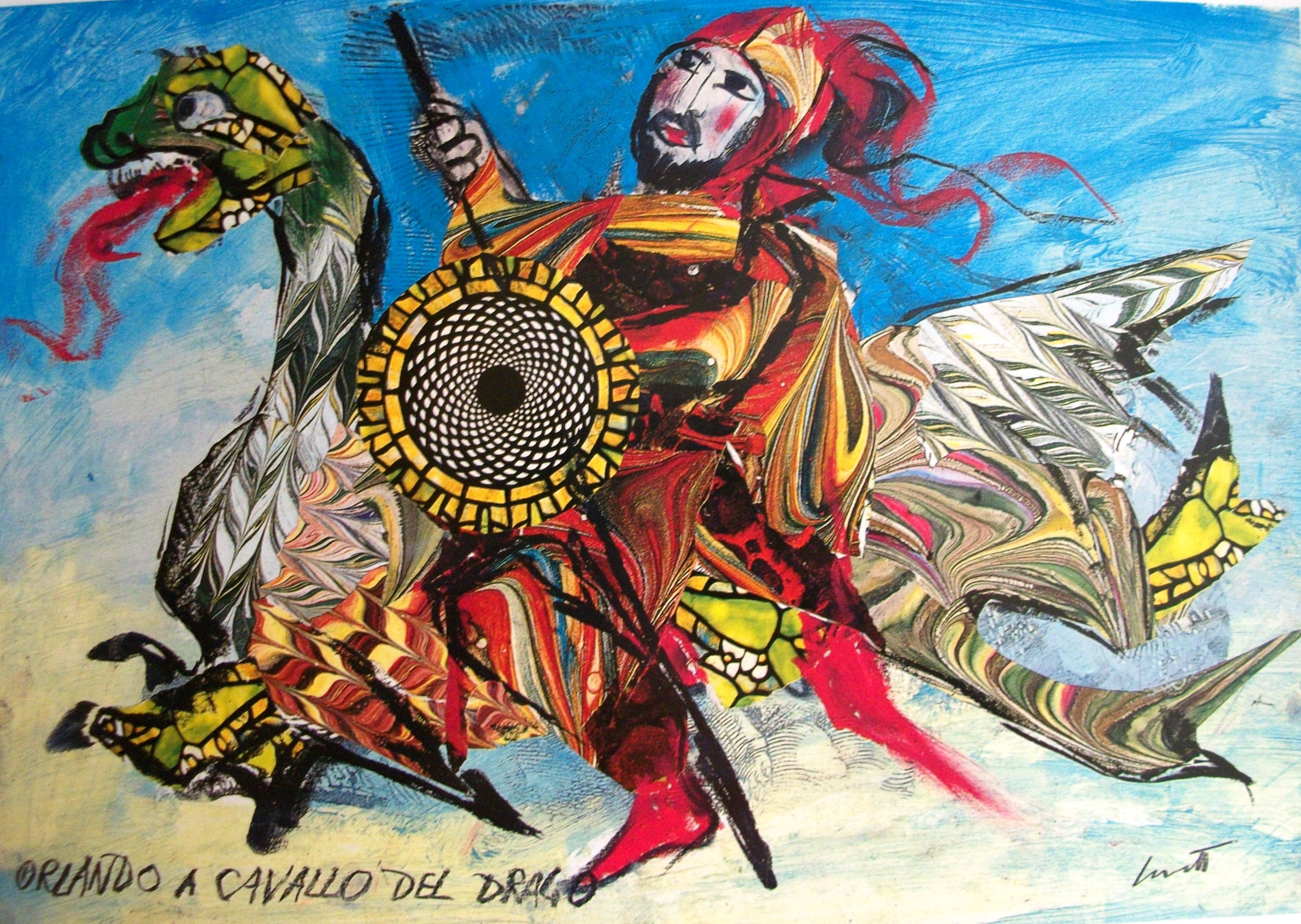 Emanuele Luzzati Fantasy Art 1 Pinterest