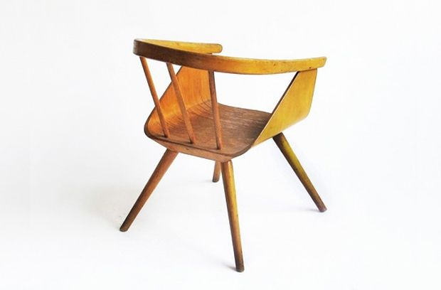 Cool Bent Plywood Childrens Chair 1950S Inside Furniture Machost Co Dining Chair Design Ideas Machostcouk