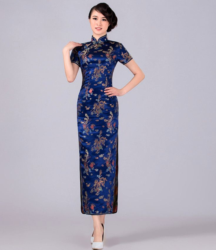 http robeschinoisesfr robe chinoise longue qipaohtml With robes chinoises longues