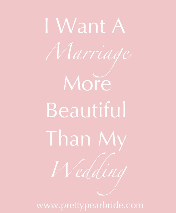 Wedding Bell Sayings: {Motivation Monday} I Want A Marriage