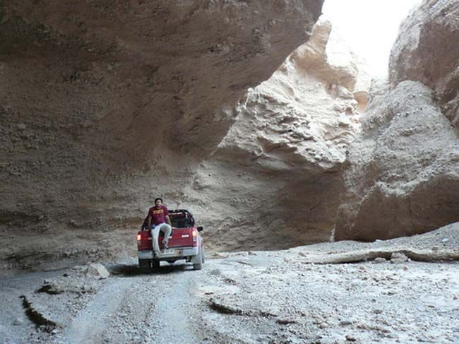 Enclave del desierto de Atacama catalogado como el punto más seco del mundo. / Armado Azúa-Bustos: Hay vida en el lugar más seco del mundo
