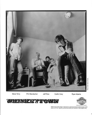 Whiskeytown. If you don't own Stranger's Almanac fix that oversight right now. Amazing. If you haven't heard of Whiskeytown you may have heard of Ryan Adams. This was his band before he went solo.