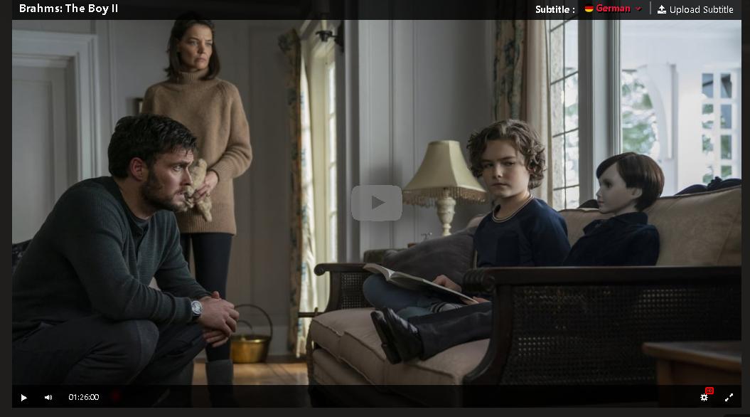 Hd Brahms The Boy Ii 2020 Ganzer Film Deutsch Posting Gambar