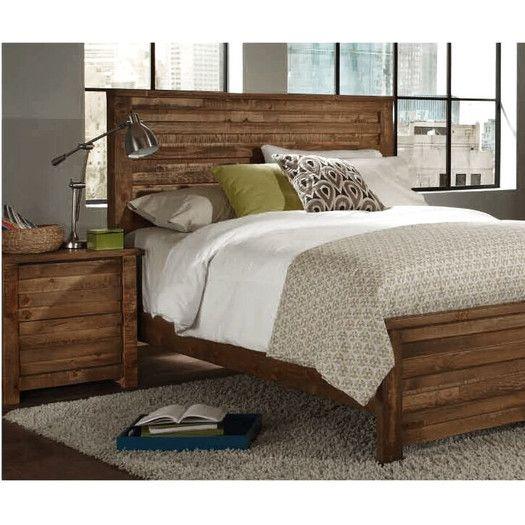 Progressive Furniture Inc Melrose Panel Bed