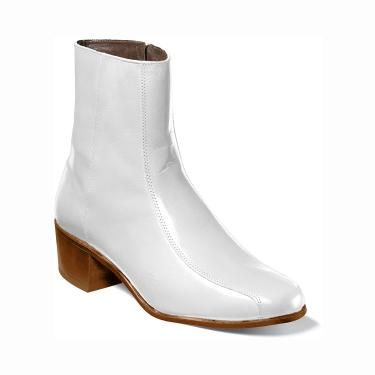 Florsheim shoes men, Mens white boots