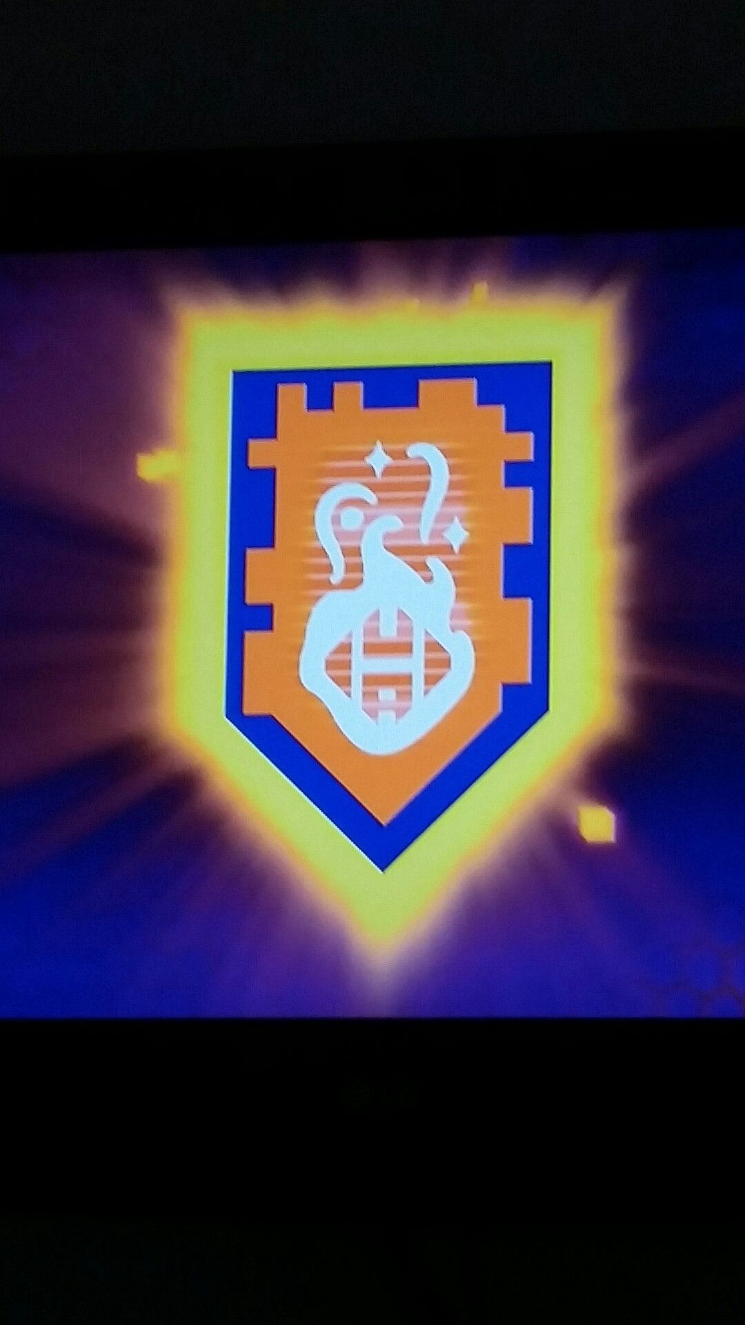 LEGO Nexo Knights shield *new exclusive* from TV show ...