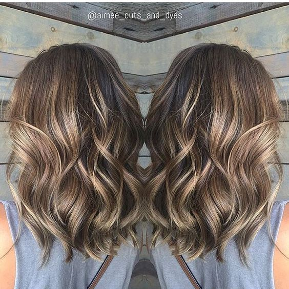 60 Hottest Balayage Hair Color Ideas 2021 Balayage Hairstyles For Women Hair Styles Wavy Hairstyles Medium Balayage Hair