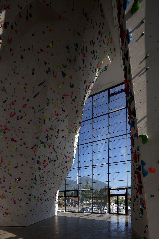Escalada Esportiva Indoor W Meraner