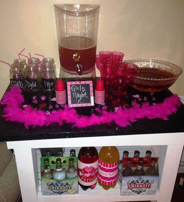 Photo of Girls Night In: Valentines Day Edition | CatchMyParty.com