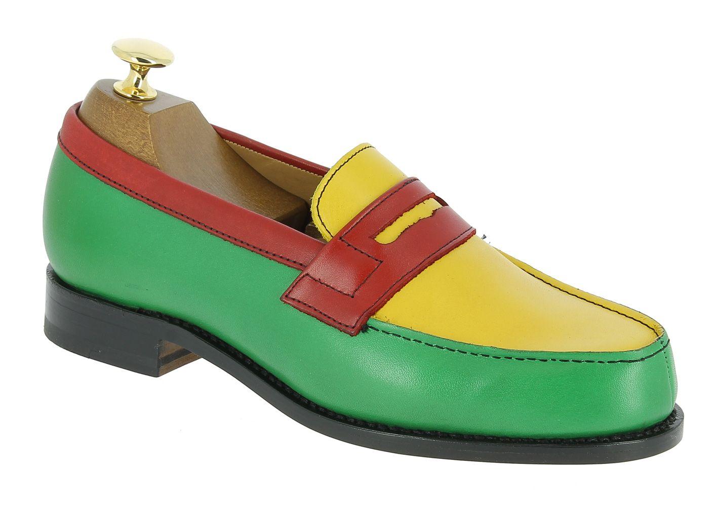1f7f8e830b8211 Mocassin Femme, Chaussures Hommes, Collection De Chaussures, Mode, Mocassins  En Cuir,