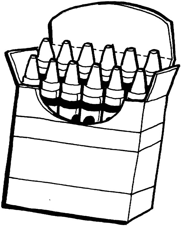 Box Crayons Coloring Pages For Kids Best Place To Color Free Kids Coloring Pages Shopkins Colouring Pages Geometric Coloring Pages