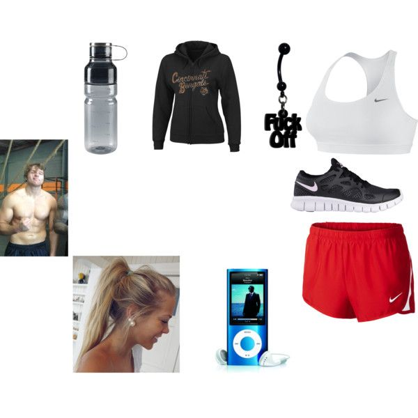 At The Gym With Dean By Anaeve On Polyvore Wwe Outfits Outfit