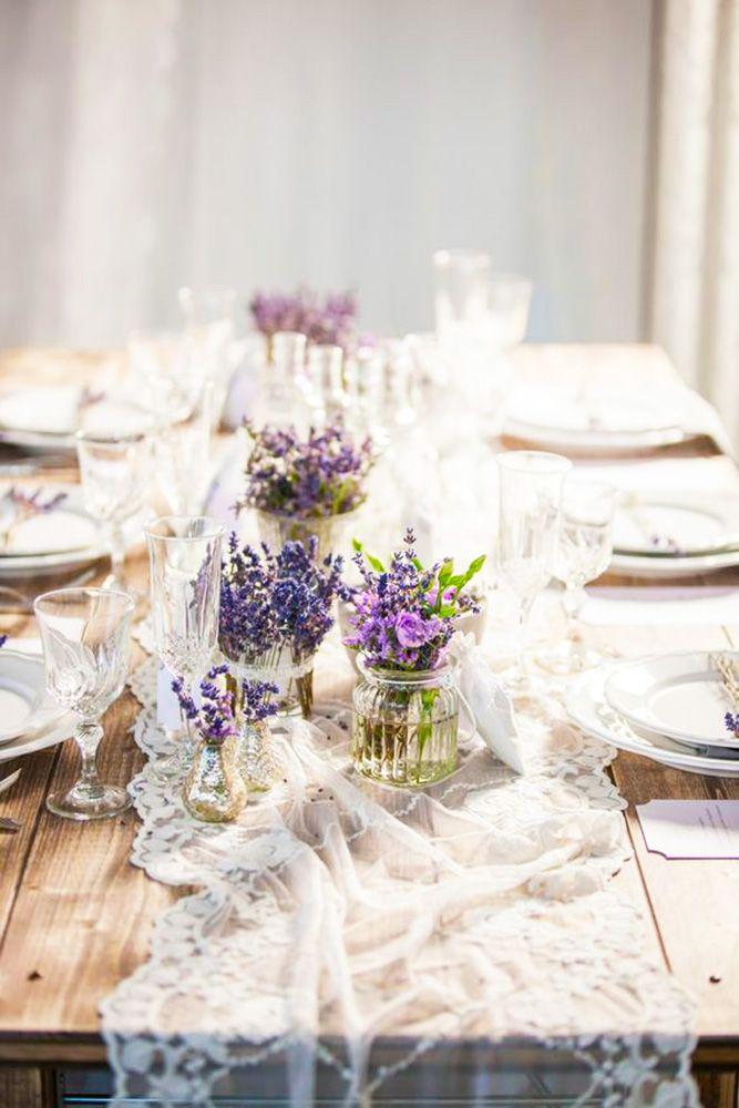 30 lavender wedding decor ideas youll totally love lavender 18 the best lavender wedding decor ideas see more httpwww junglespirit Choice Image