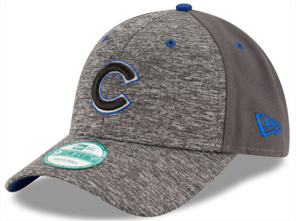 a1629c33d27 Chicago Cubs Shadow The League 9FORTY Adjustable Cap By New Era in ...