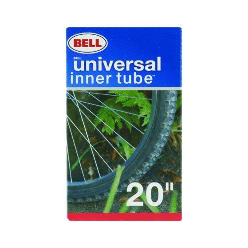 Bell Sports 1001997 20 Bicycle Tire Tube Inner Tubes Tube