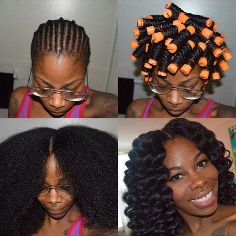 Simple Crochet With Marley Hair
