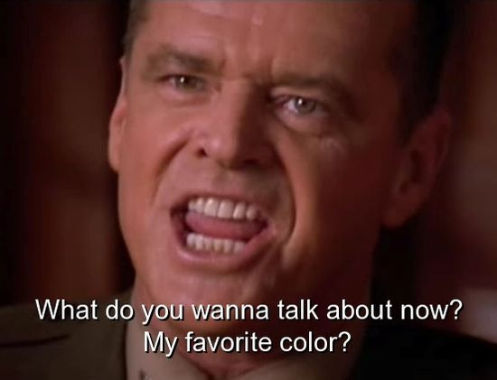 Few Good Men Quotes Mesmerizing Movie A Few Good Men Quotes Sayings Famous Emotions Sayings