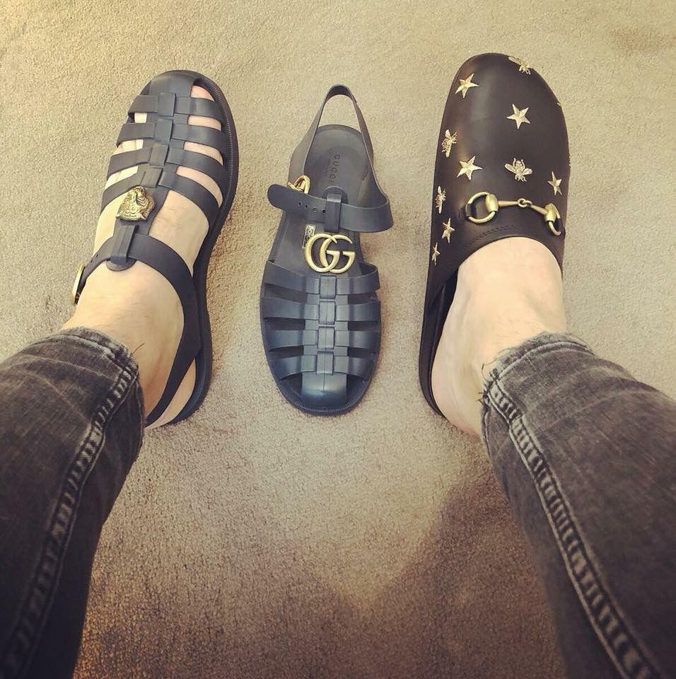 #springshopping de ce sa aleg,când mai bine le iau pe amândouă?! #😇 #shoeslover #happyme #guccilover @gucci