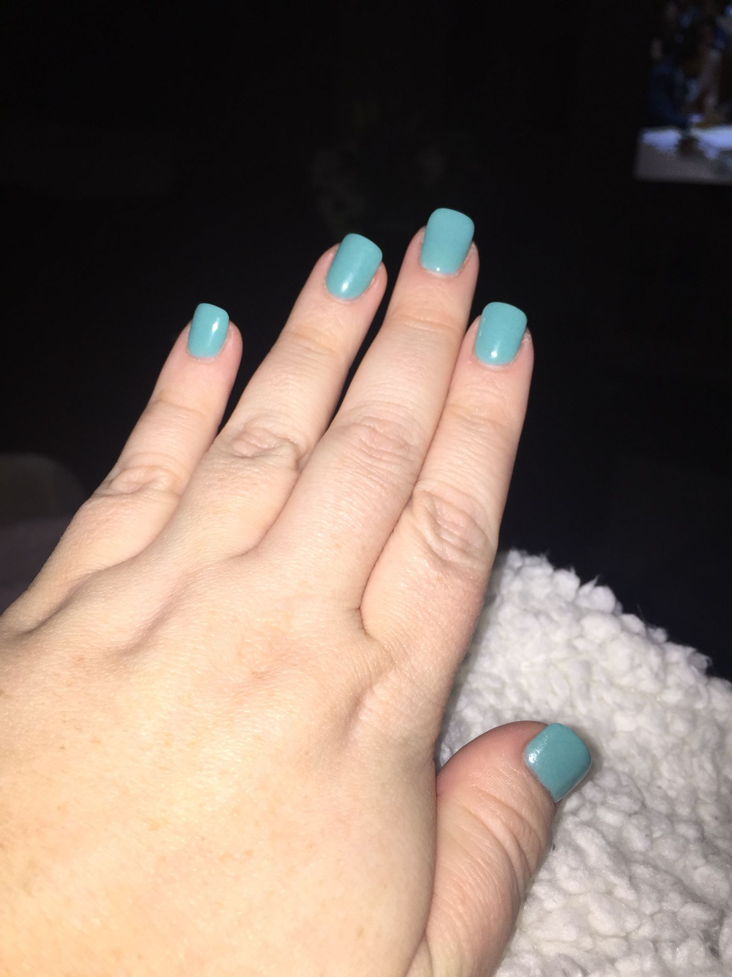 Next generation nails #nextgen #nails #tiffanyblue | Nails | Pinterest