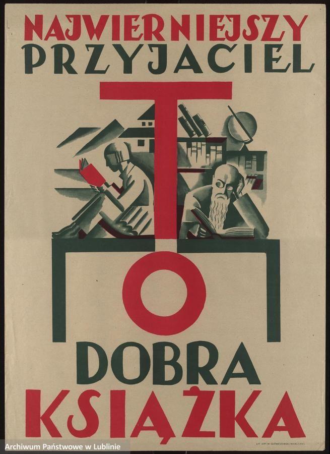 Polski Plakat Propagandowy Dwudziestolecia Międzywojennego