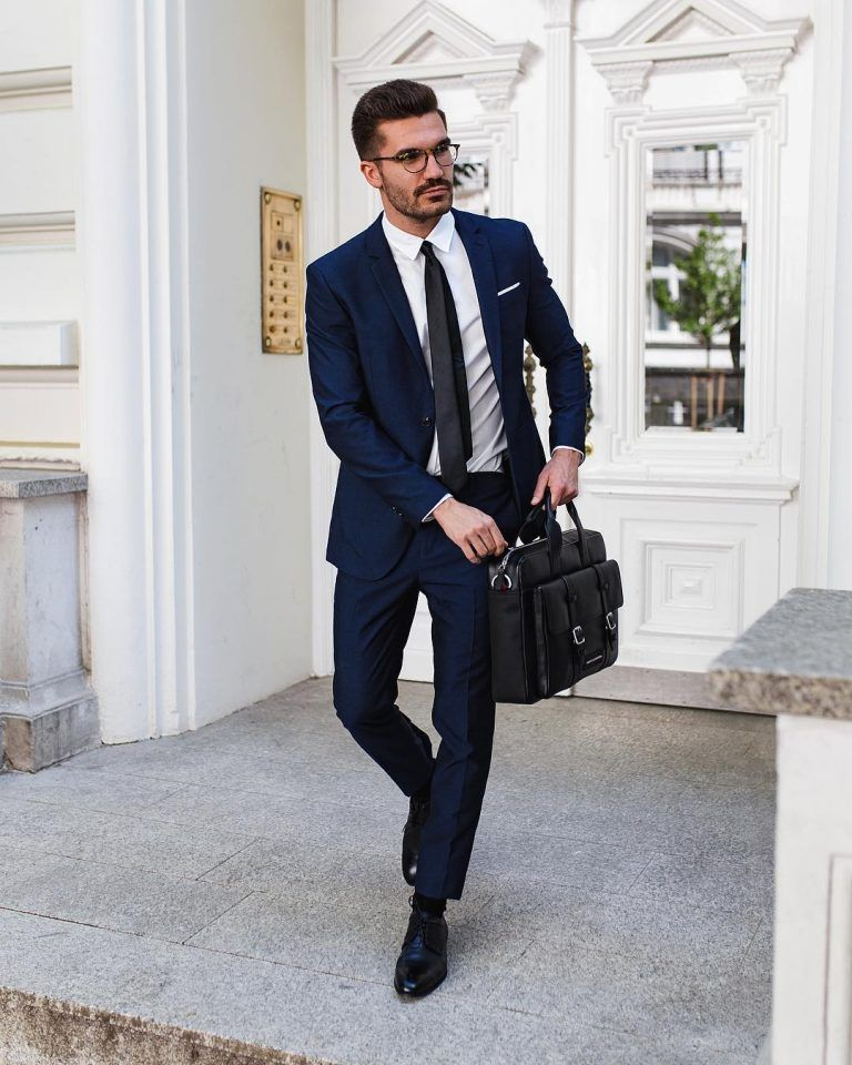 55 Men's Formal Outfit Ideas: What to