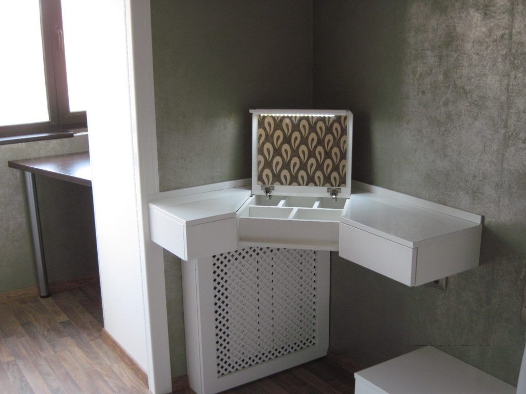 Corner dressing table ideas mirror pinterest corner dressing