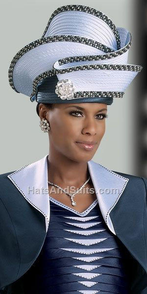 Image detail for -home new arrivals donna vinci couture church hat h1352 393c2283464