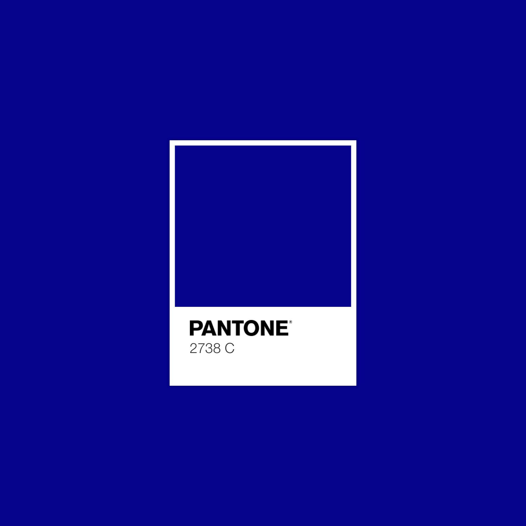 Pantone Cobalt Blue Luxurydotcom Pantone Blue Cobalt Blue Paint Blue Color Schemes