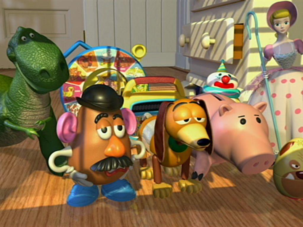 Toy Story Peliculas Proyectos