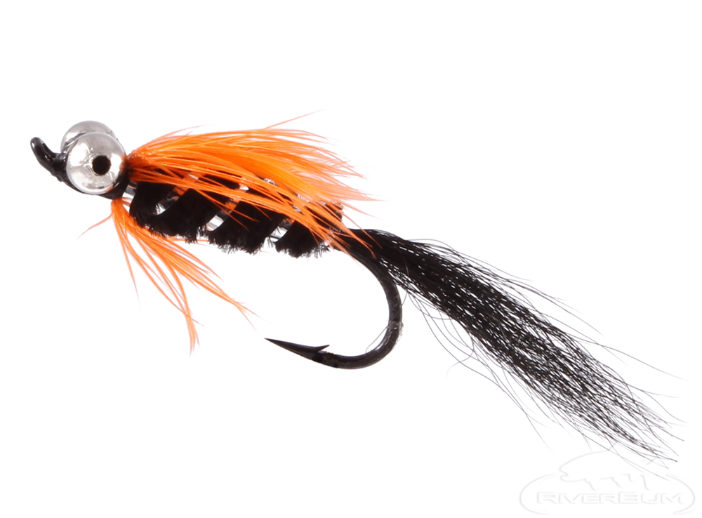 Boss Fly - a proven pattern on Northwestern steelhead rivers and a great pattern to try on fish that travel far upstream to spawn.