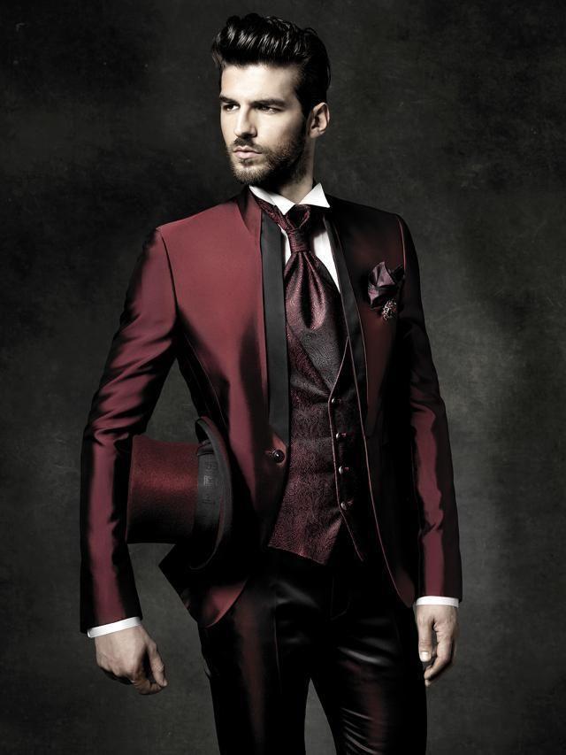 3d81cc87f6 Carlo Pignatelli Cerimonia: la collezione di abiti da sposa & sposo ...