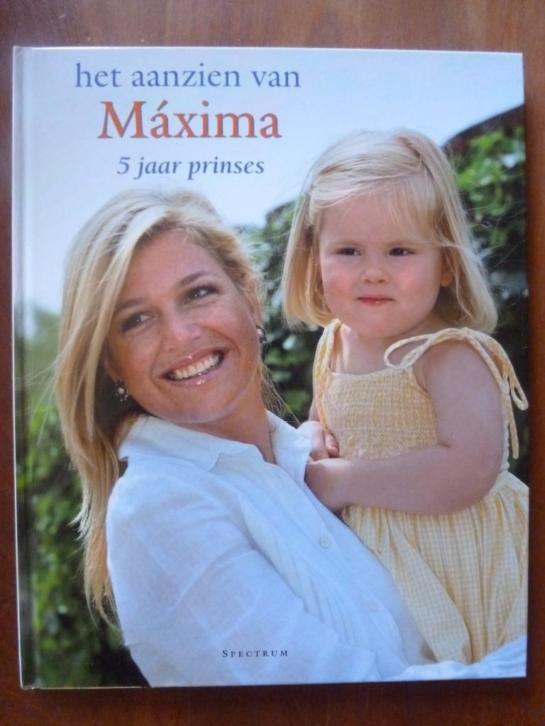 Prinses Maxima 40 Jaar