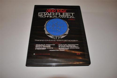 Star fleet technical manual: franz (delete): 9780345270504: amazon.