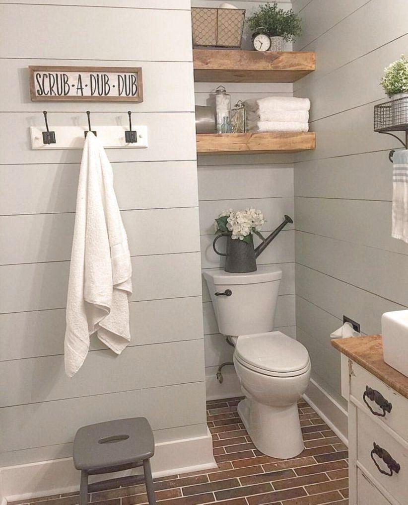 99 Best Farmhouse Bathroom Remodel Decoration Ideas The Expert Beautiful Ideas Small Bathroom Remodel Modern Farmhouse Bathroom Bathroom Inspiration