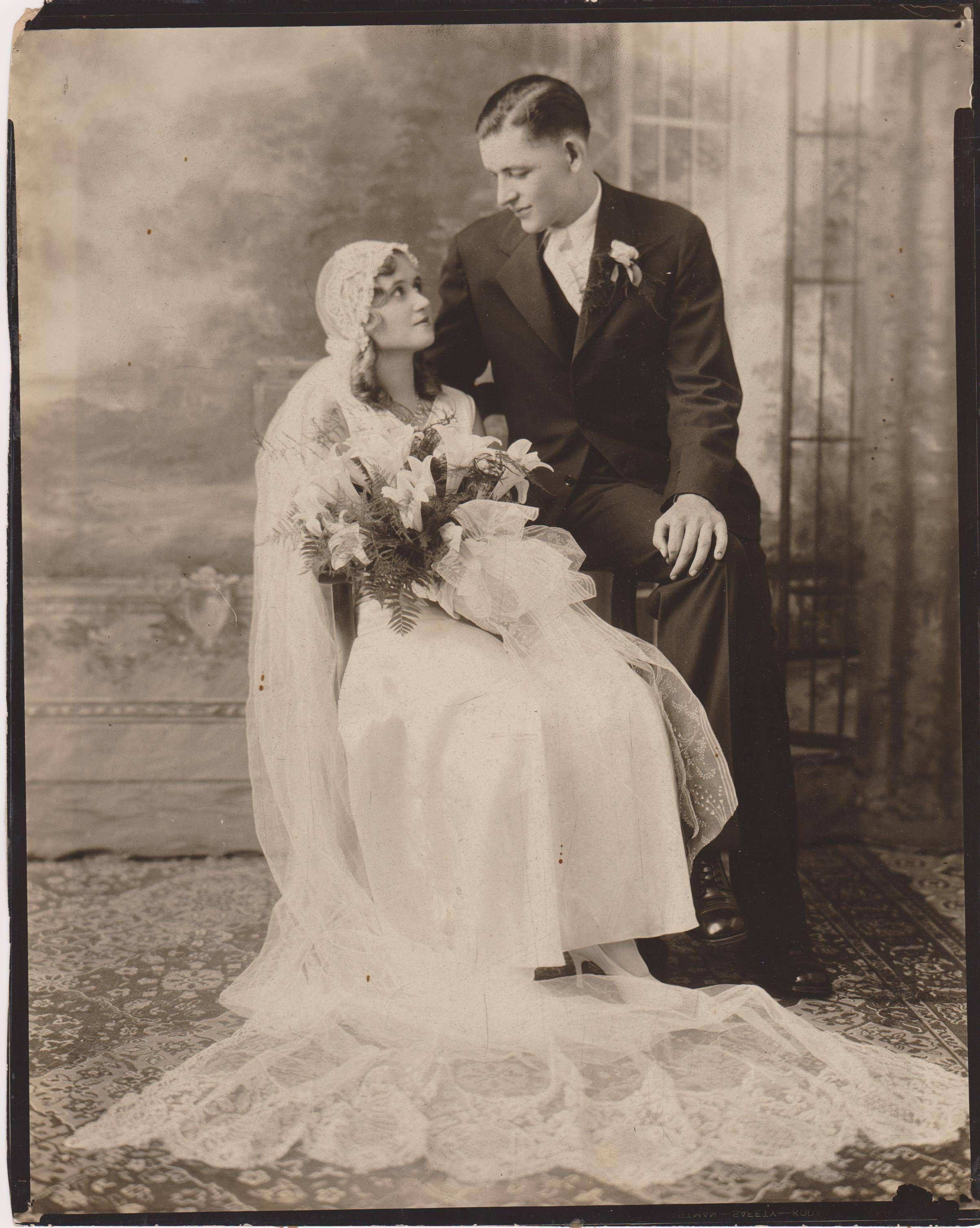 Vintage Wedding Pics That Make Us Nostalgic For Old -8152