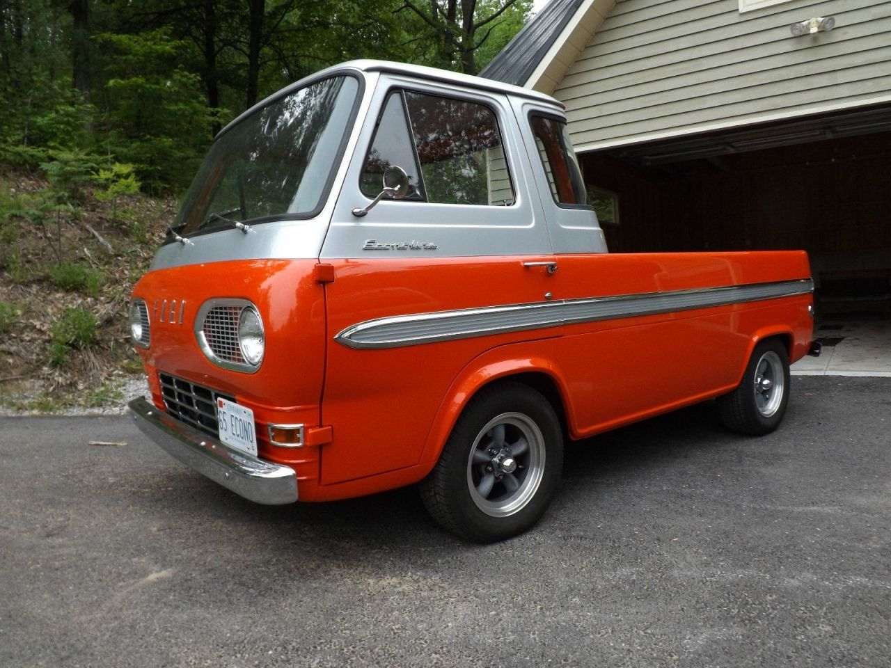 Ford Econoline Pickup Custom 1965 Picture 14ho512042878012