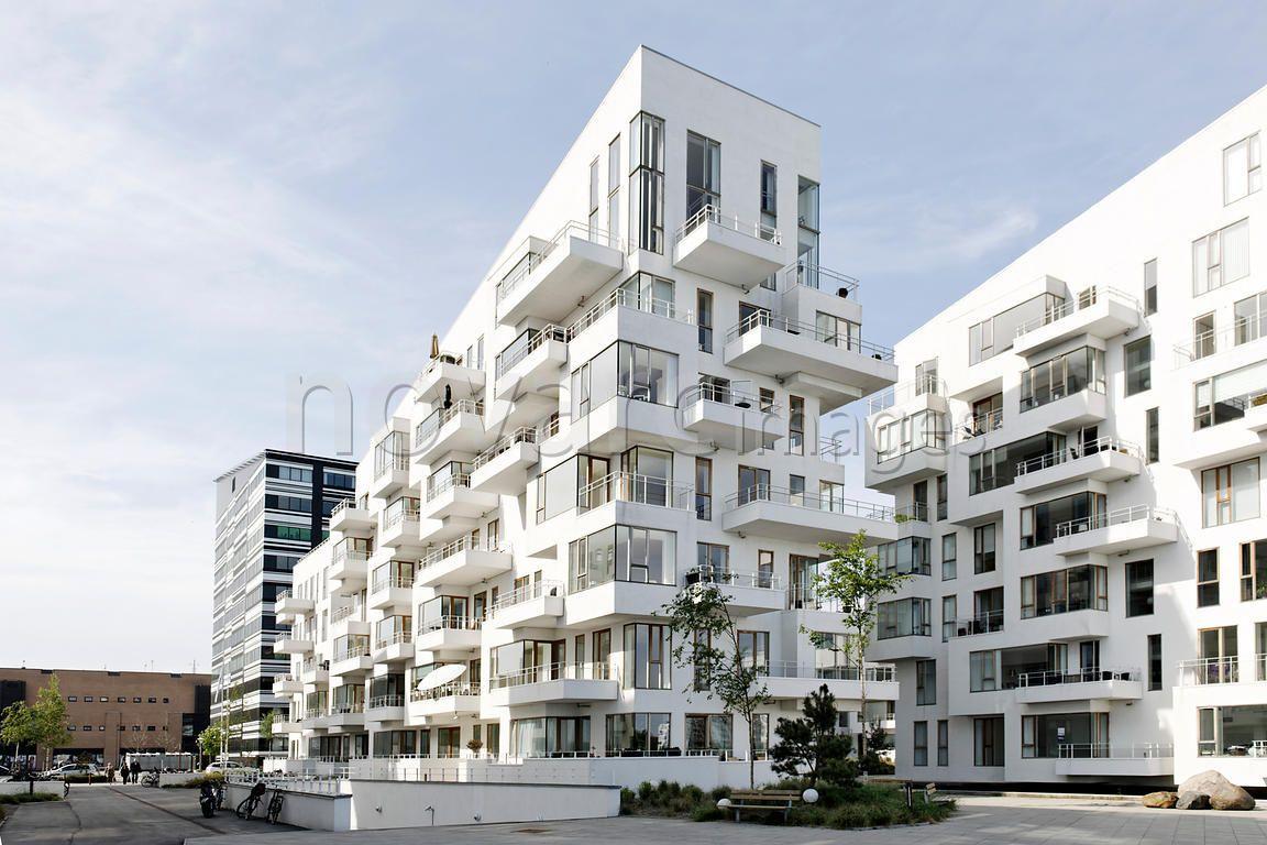 Modern Architecture Europe modern architecture, apartments, vesterbro, sydhavnen, copenhagen