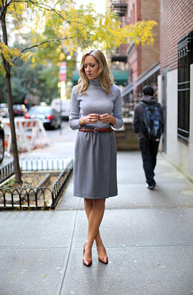 work wear street style fall fashion trends 2013 new york ...