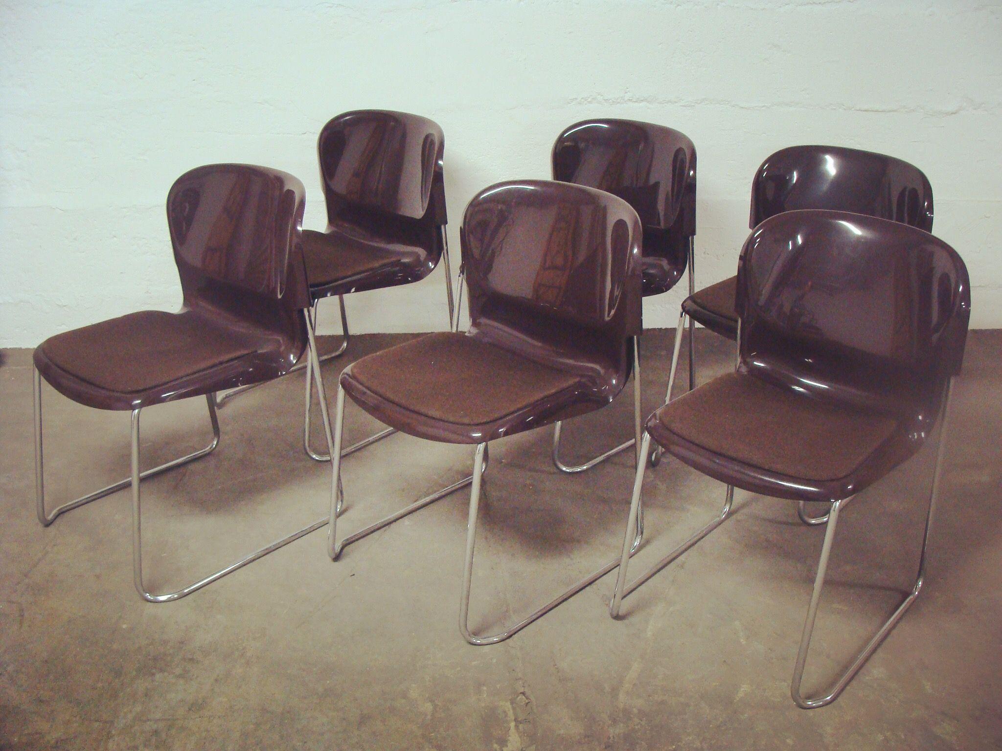 Einfach, Robust und Klassisch sind diese Drabert Stühle. Drabert ...