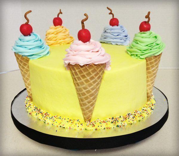 7 Ideen zum Geburtstagskuchen, inspiriert von Fantasy-Fiktionen (Geeky, aber lecker #buttercream