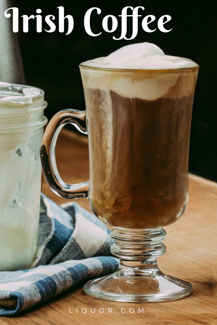 irish coffee recept