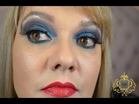 ▶ IVETE SANGALO-MAKE TURQUESA #FELIZ ANIV IRIS VIANNA - YouTube